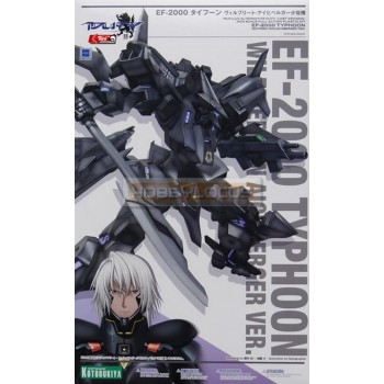 Muv-Luv Alternative Duty Lost Arcadia EF-2000 Typhoon Wilfried Von Aichberger Ver.