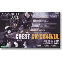 AC007 Main Core Type Crest CR-C840/UL Lightweight Ver.