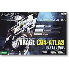 AC009 Main Core Type Mirage C04-ATLAS Fox Eye Ver.