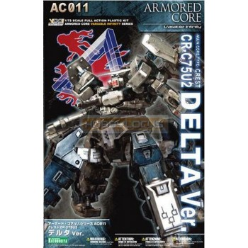AC011 Main Core Type Crest CR-C75U2 Delta Ver.