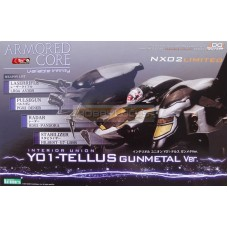 NX02 Limited Interior Union Y01-Tellus Gunmetal Ver.