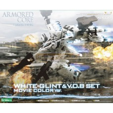 NX09 White Glint & V.O.B Set Movie Color Ver.