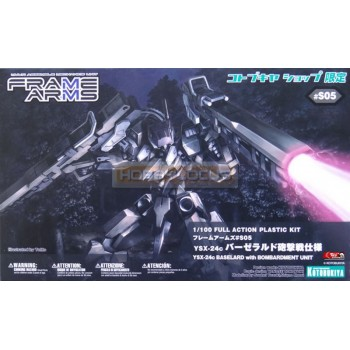 #S05 Limited YSX-24c Baselard with Bombardment Unit