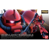 Real Grade RG 26 MS-06R-2 Johnny Ridden's Zaku II