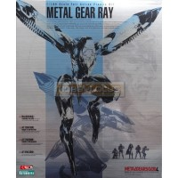Metal Gear Solid 4 Metal Gear Ray
