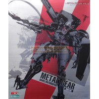 Metal Gear Solid V Metal Gear Sahelanthropus Black Ver.