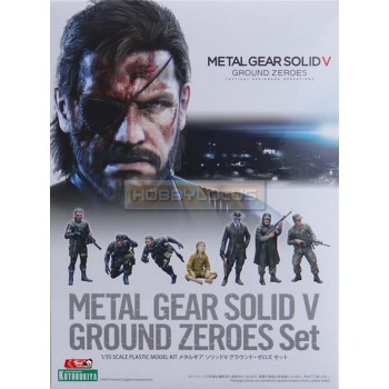 Metal Gear Solid V Ground Zeroes Set
