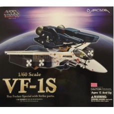 Macross VF-1S Roy Focker Special with Strike Parts