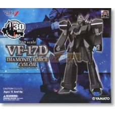 Macross VF-17D Diamond Force Color 30th Anniversary Edition