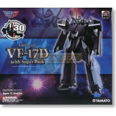 Macross VF-17D Diamond Force Color with Super Pack 30th Anniversary Edition