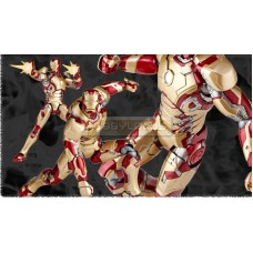 Sci-Fi Revoltech No.049 Iron Man Mark XLII